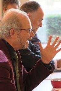 Produktives viertes BAGSV-Treffen – mit Vertreter der Deutschen Rentenversicherung als Gast