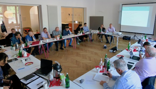 Bericht: 5. BAGSV-Verbändetreffen mit mehreren Gästen