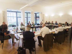 Bericht über das dritte BAGSV-Verbändetreffen am 10. Oktober in Berlin