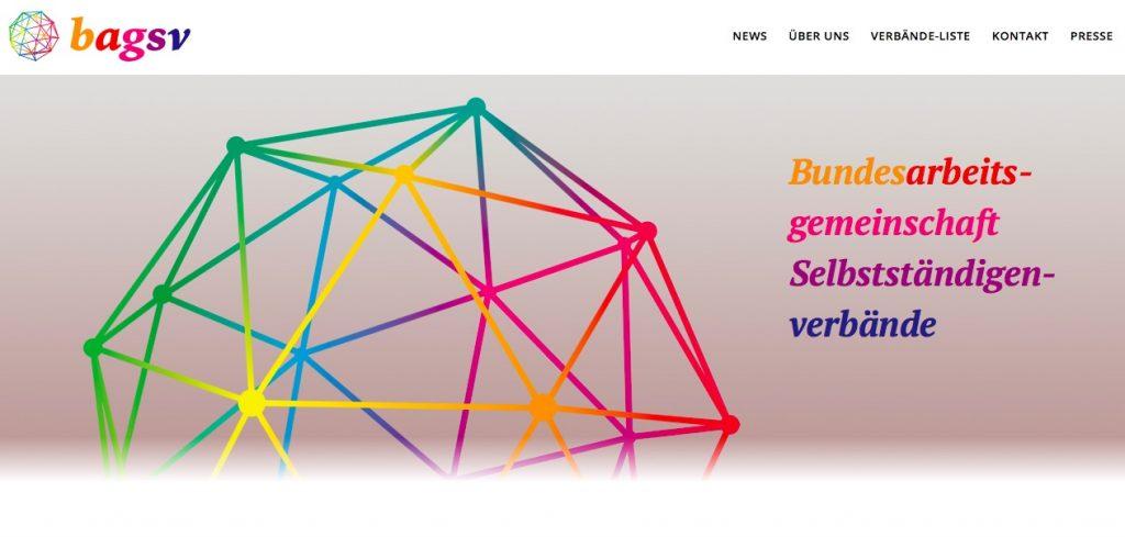 BAGSV-Website online